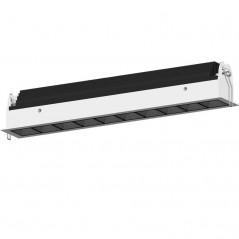 Įleidžiamas LED šviestuvas UNIQUE R1157 10x3W, 50°, 3000K  - 1