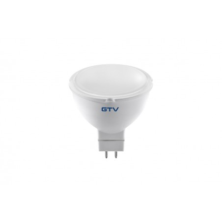 LED lempa 4W 3000K MR16 šviesos kampas 120°  - 1