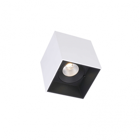 10W LED paviršinis šviestuvas FRESH C1031, 60°, 3000K  - 1