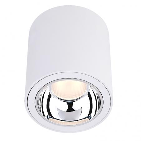 10W LED paviršinis šviestuvas FRESH C1038, 60°, 3000K  - 1