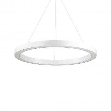 Žiedo formos šviestuvas baltas diametras 910mm  - 1