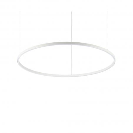 Žiedo formos šviestuvas 48W Slim baltas Diametras 1270mm  - 1