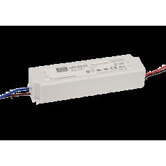 Impulsinis maitinimo šaltinis 12V 5A 60W IP67 Mean Well  - 1