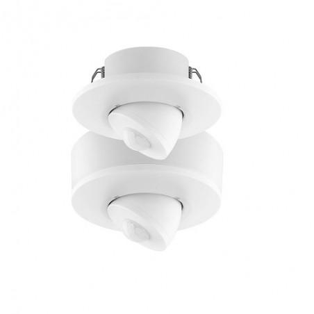 DALI šviesos ir būvio jutiklis įleidžiamas / paviršinis  - 2