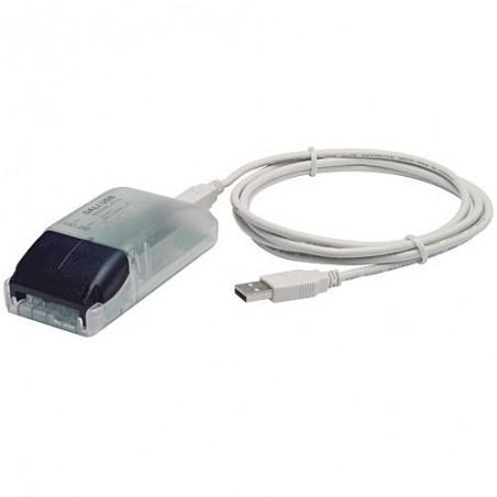 DALI apšvietimo sistemos USB sąsaja programavimui  - 2