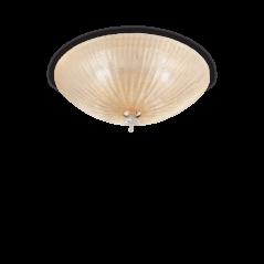 Lubinis Šviestuvas Shell Pl3 Ambra 140179  - 1