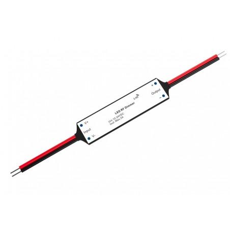 LED juostų valdymo sistemos radiobanginis imtuvas 12 - 24V 1x3A vienos spalvos  - 1