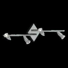 Lubinis Šviestuvas Alfa Pl4 Nickel 6321  - 1