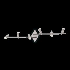 Lubinis Šviestuvas Alfa Pl6 Nickel 6338  - 1