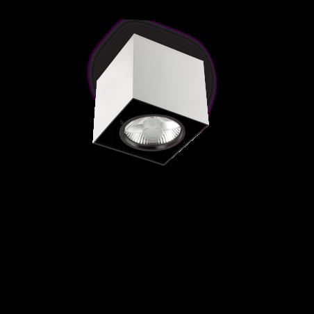 Lubinis Šviestuvas Mood Pl1 D09 Square Bianco 140902  - 1