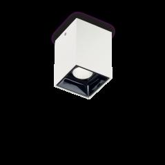 Lubinis Šviestuvas Nitro 10W Square Bianco 206035  - 1