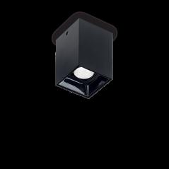 Lubinis Šviestuvas Nitro 10W Square Nero 206042  - 1