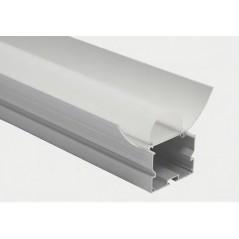 LED profilis su sklaidytuvu PN9 2000x93x58 mm  - 1