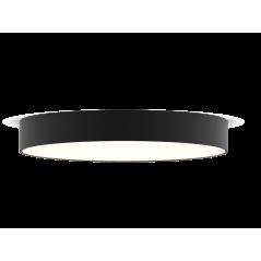 Lubinis LED šviestuvas Concise 48W, Baltas / Juodas  - 1