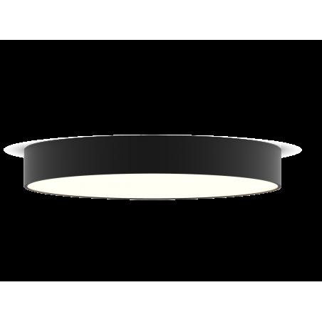 Lubinis LED šviestuvas Concise 48W, Baltas / Juodas, dimeriuojamas  - 1