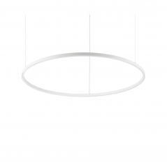 Žiedo formos šviestuvas 34W Slim baltas Diametras 920mm  - 1