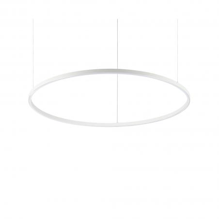 Žiedo formos šviestuvas 65W Slim baltas Diametras 1750mm  - 1