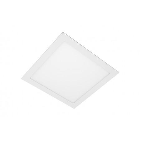 Kvadratinė įleidžiama LED panelė MATIS PLUS 3W, 7W, 13W, 19W, 24W  - 1