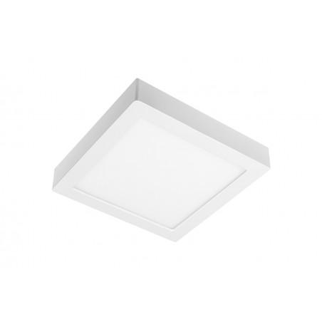 Universalus įleidžiamas / lubinis LED šviestuvas BOLERO 18W, kvadratinis, keičiama šviesos spalvos temperatūra  - 1