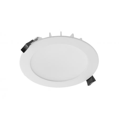 Apvalus įleidžiamas LED šviestuvas AREZZO 18W, 25W, 35W, keičiama šviesos spalvos temperatūra, IP54  - 1