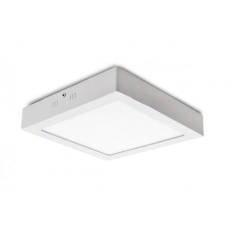 LED panelė virštinkinė kvadratinė 6W, 12W, 18W, 24W, 3000K, 4000K, 6500K  - 1