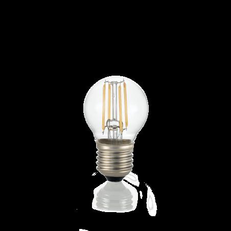 Led Lemputė E27 4W Sfera Trasp 3000K 101279  - 1