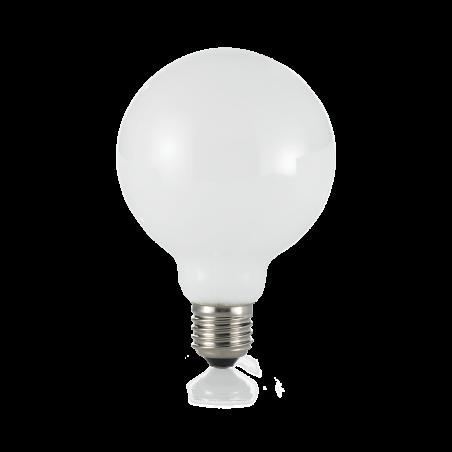 Led Lemputė E27 8W Globo D095 Bianco 3000K Dimm 252186  - 1