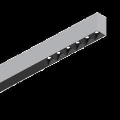 Linijinė Sistema Fluo Accent 1200 3000K Aliuminio Spalvos 192635  - 1