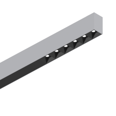 Linijinė Sistema Fluo Accent 1200 4000K Aliuminio Spalvos 192574  - 1