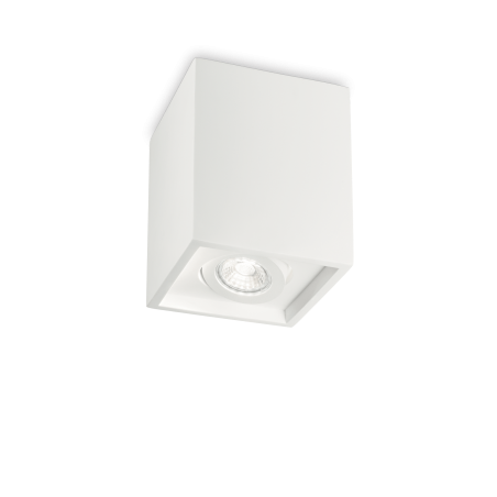 Lubinis Šviestuvas Oak Pl1 Square Bianco 150468  - 1