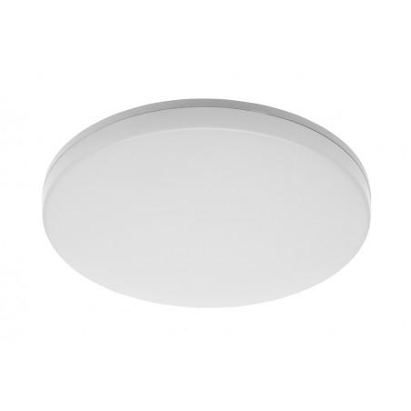 Apvalus šviestuvas BESA, 24W, 3000K / 4000K, IP54, IK10  - 1