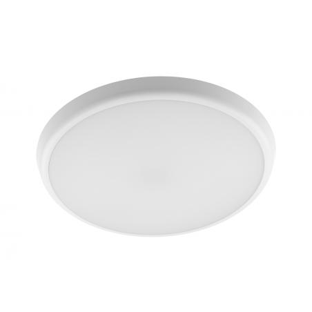 Apvalus šviestuvas su mikrobanginiu judesio davikliu OSAKA, 16W, 22W, 4000K, IP54, IK10  - 1
