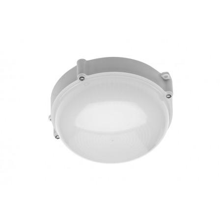 Apvalus šviestuvas LUXIA, 10W, 4000K, IP65, IK10  - 1