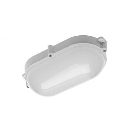 Ovalo formos šviestuvas LUXIA, 10W, 4000K, IP65, IK10  - 1