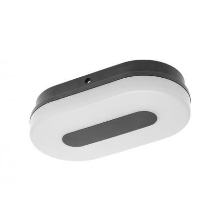 Ovalo formos šviestuvas TWIST, 10W, 4000K, IP65  - 1