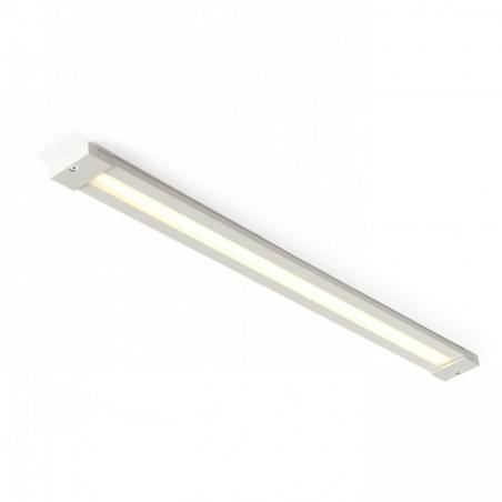 Paviršinis šviestuvas baltas 8,4W 3000K, su išoriniu maitinimo šaltiniu  - 1