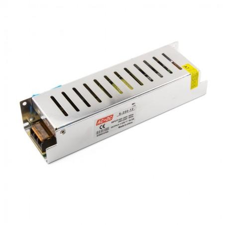 LED maitinimo šaltinis 200W-12V-16,5A IP20  - 1