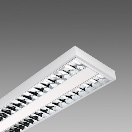 2x35W T5 liuminescencinių lempų paviršinis šviestuvas, EVG, be lempų  - 1