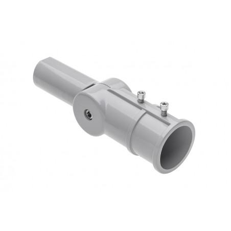 Reguliuojamo kampo adapteris gatvės šviestuvams SA1 (50mm šviestuvo tvirt.)  - 1