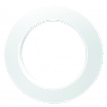 Pakabinamas ant trosų žiedo formos LED šviestuvas 48W Baltas