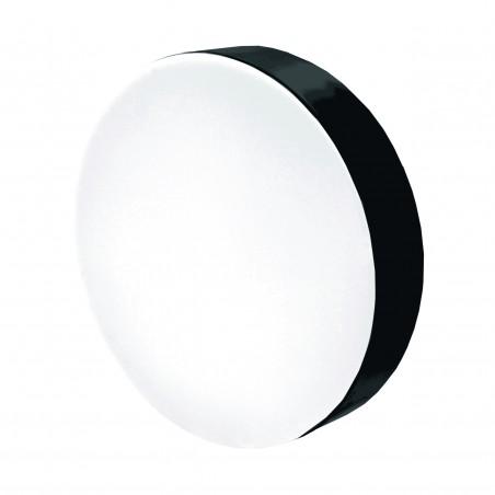 Paviršinis / pakabinamas ant trosų apvalus LED šviestuvas 70W Juodas