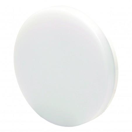 Lubinis, sieninis LED šviestuvas su judesio jutikliu SENS 15W Baltas