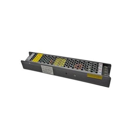 Dimeriuojamas 12V LED juostų maitinimo šaltinis 60W-12V-5A IP20, valdomas TRIAC, 0-10V, PWM  - 1