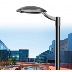 LED Parkų ir teritorijų šviestuvas V07A-E, 30W, 60W