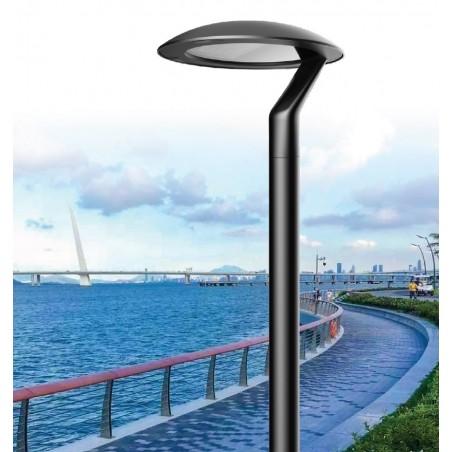 LED Parkų ir teritorijų šviestuvas V07A-G, 30W, 60W