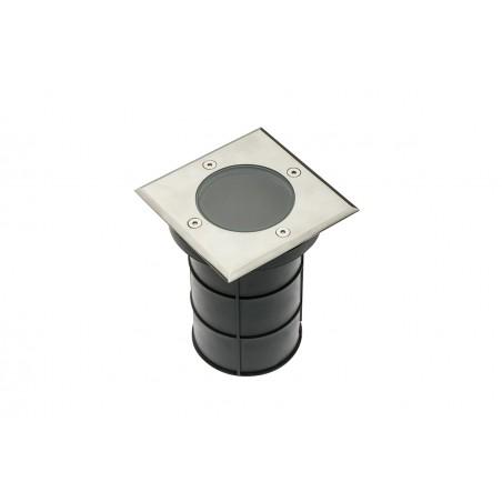 Grindinio šviestuvas ALFA-K, GU10, IP67, IK10  - 1