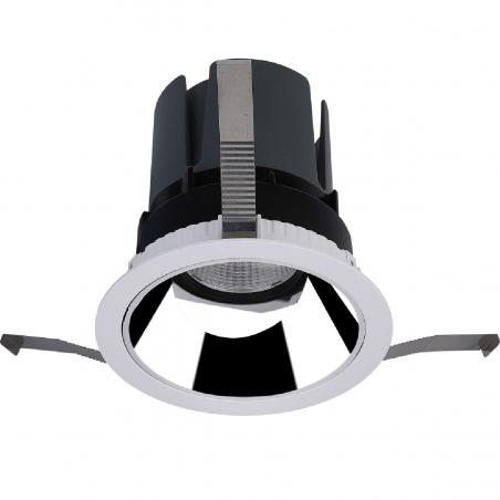 Įmontuojamas reguliuojamas LED šviestuvas LUCENT R1304 30W, 3000K, 40°  - 1