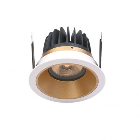 Įleidžiamas LED šviestuvas TIFFANY R1353 10W, 3000K, 36°  - 1