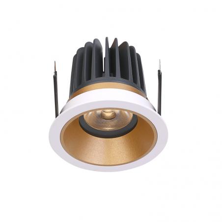 Įleidžiamas LED šviestuvas TIFFANY R1354 15W, 3000K, 36°  - 1