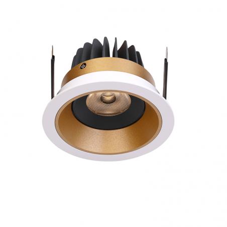Įleidžiamas reguliuojamas LED šviestuvas TIFFANY R1357 10W, 3000K, 36°  - 1